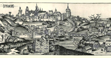 Ilya Lemeškin. Francysk Skaryna and Prague 1541. The Eldest Son of Skaryna and the date of death of the printer