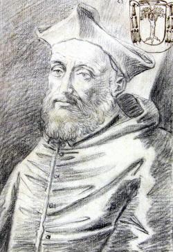 Портрет Сикст Гара делла Ровере. Library of Congress: Minerva Web Preservation Project: Геральдика Ватикана