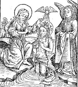 Гравюра «Нюрнбергской хроники» (Нюрнберг, 1493) Г. Шеделя.