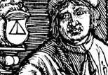 «треугольники» с портрета Скорины.