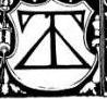 «Tреугольники» с титуального листа к Библии.