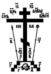 Православный Голгофский крест. Портал «Православие.Ru»