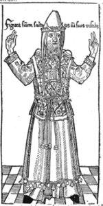 Hartmann Schedel. Liber Chronicarum. – Nuremberg: Antonius Koberger, 1493. – F. XXXIII r.